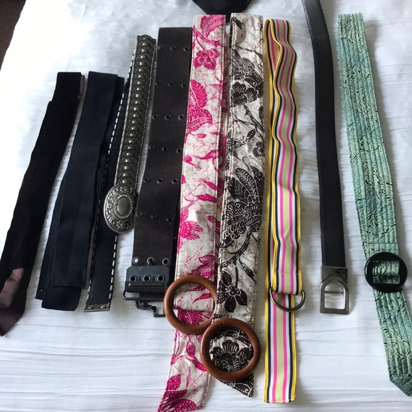 Accessories - Multiple belts
